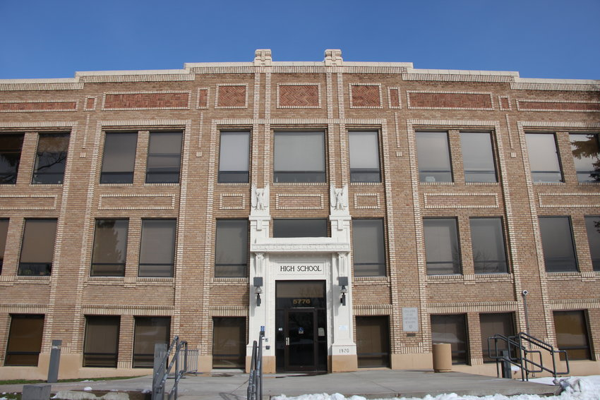 The Littleton Public Schools administration building.