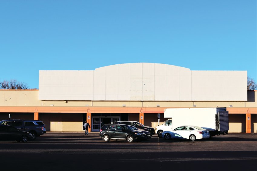 Arvada's old Kmart store currently stands at the site of a proposed development that would contain 300 residential units.