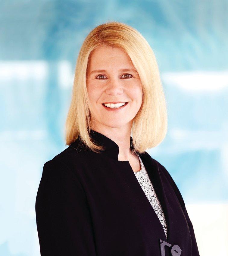 Jena Hausmann, CEO of Children's Hospital Colorado.