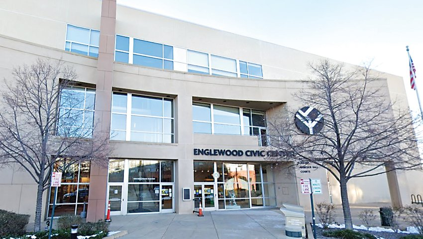 Englewood Civic Center, home of the city's Municipal Court.