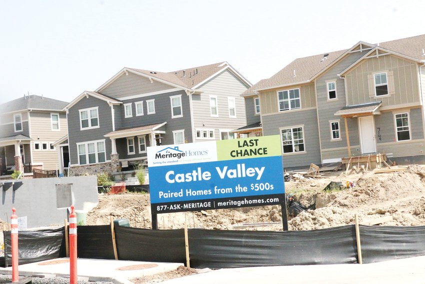 It is hard to buy new and existing homes as inventory is scooped up quickly across the Denver metro area.