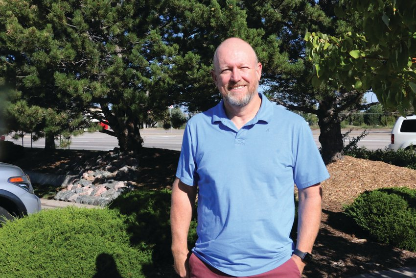 Zach Ward, of Castle Pines, was diagnosed with AFib three years ago. Since then, he has had surgery and taken steps to keep his heart beating at a normal rate.