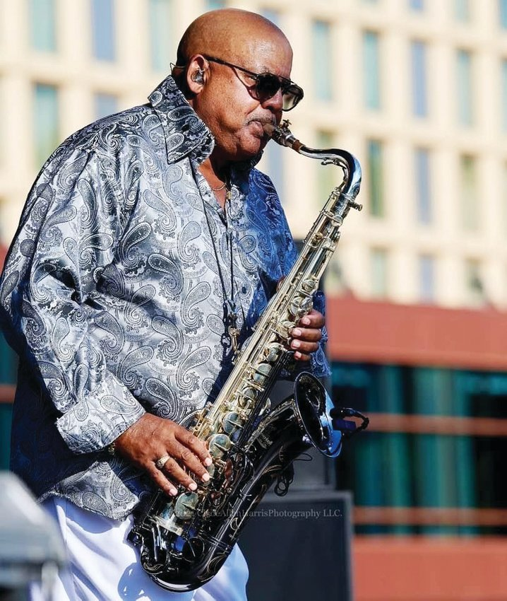 Gerald Albright, of Castle Pines, is a Grammy-nominated jazz musician.