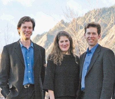 String players from the Boulder Piano Quartet will perform in Englewood on Saturday. Courtesy photo