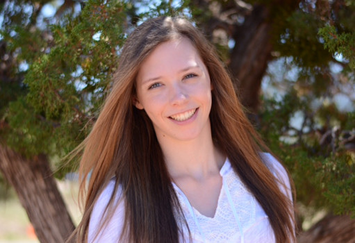 Claire Esther Davis, shown here in a photo provided by her family to the Arapahoe County Sheriff's Office, remained in critical condition from a gunshot wound Dec. 14.