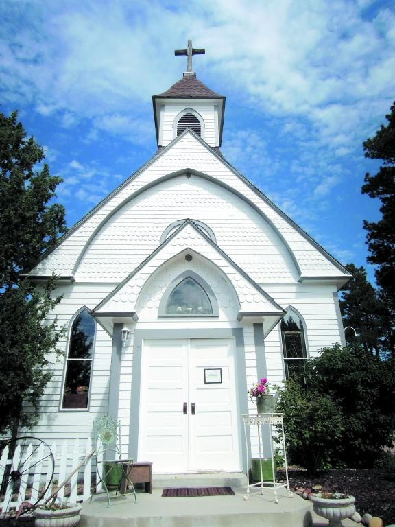 Debra Sherman's Dancing Wolf Gallery has been located in a renovated church in Elbert. When Sherman opens her new location next year, the old gallery will remain open part-time.