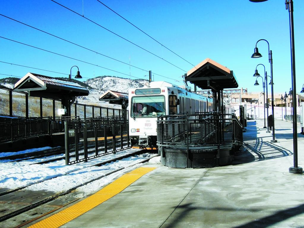 The W Rail's ridership during the summer was around 14,000 boardings per day, and RTD said it is on the way to hitting its projection of 18,000.