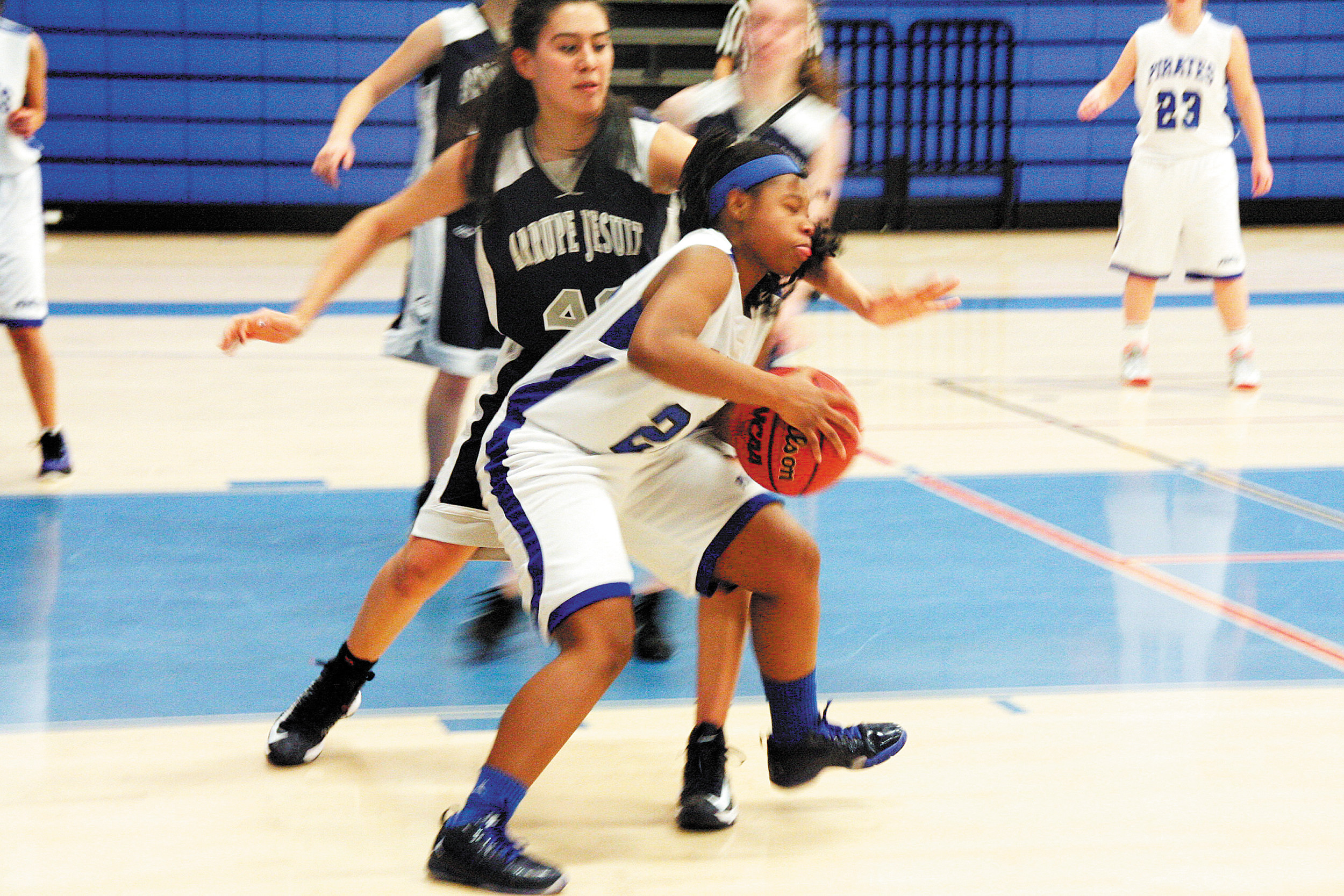 Alameda sophomore Preshus Nash has turned a star in 4A Jeffco and one of the league's hardest workers. But she is frustrated her team continues to struggle.