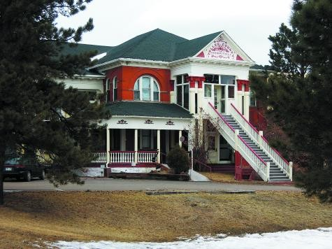 Bonnie Mackin sold the historic Hospitality House last month to new owners who plan to keep the business open all year.