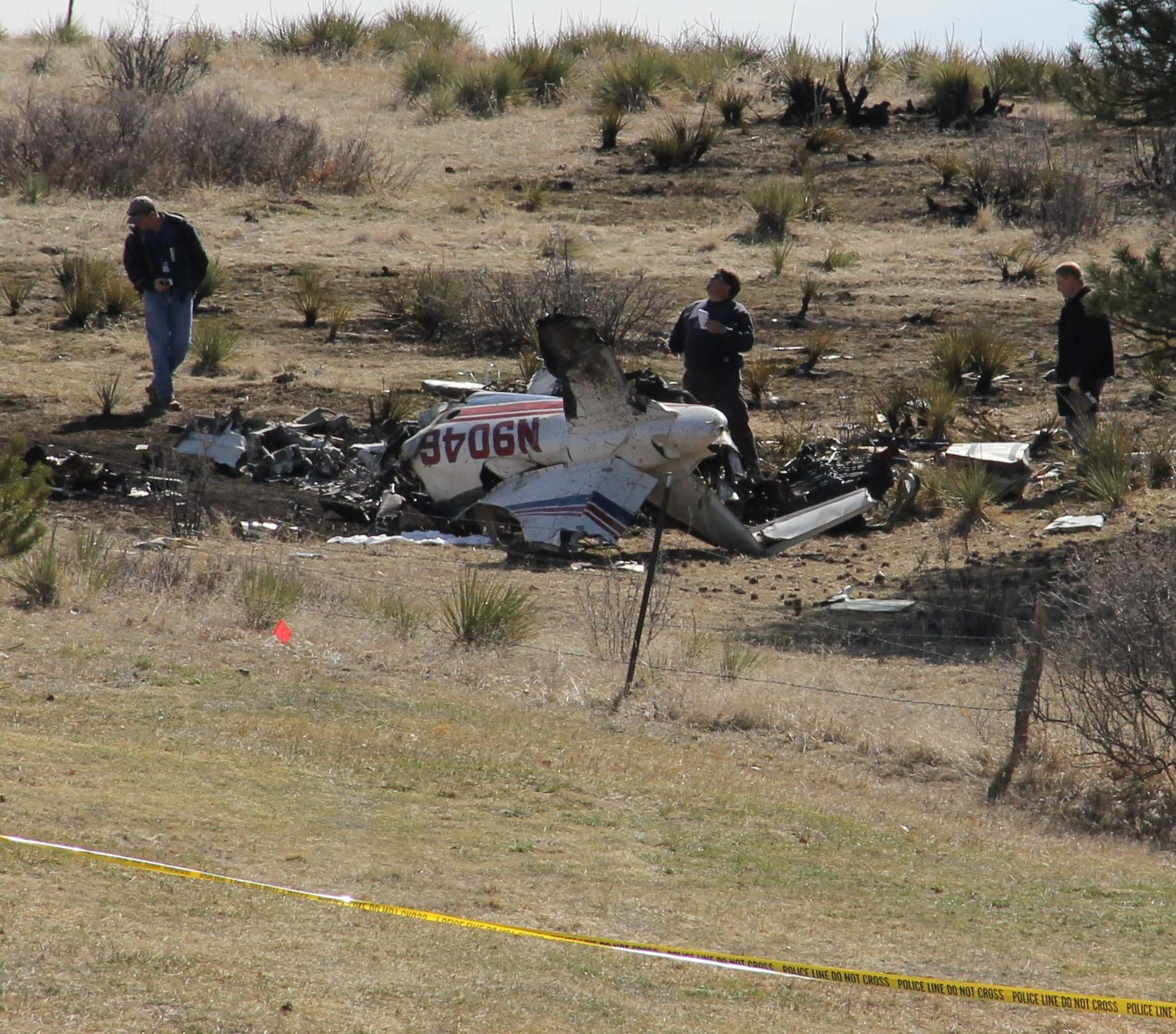 Highlands Ranch Car Accident Quebec: Kiowa Man Killed In Douglas County Plane Crash