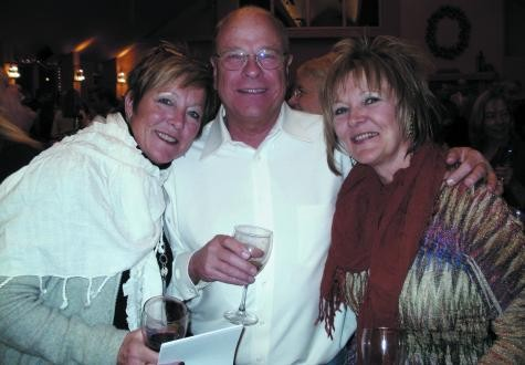 Last year's Taste of the Grape, a fundraiser for Ute Pass Kiwanis, included guests such as Dawn and Jim Ignatius and Karla Collins.