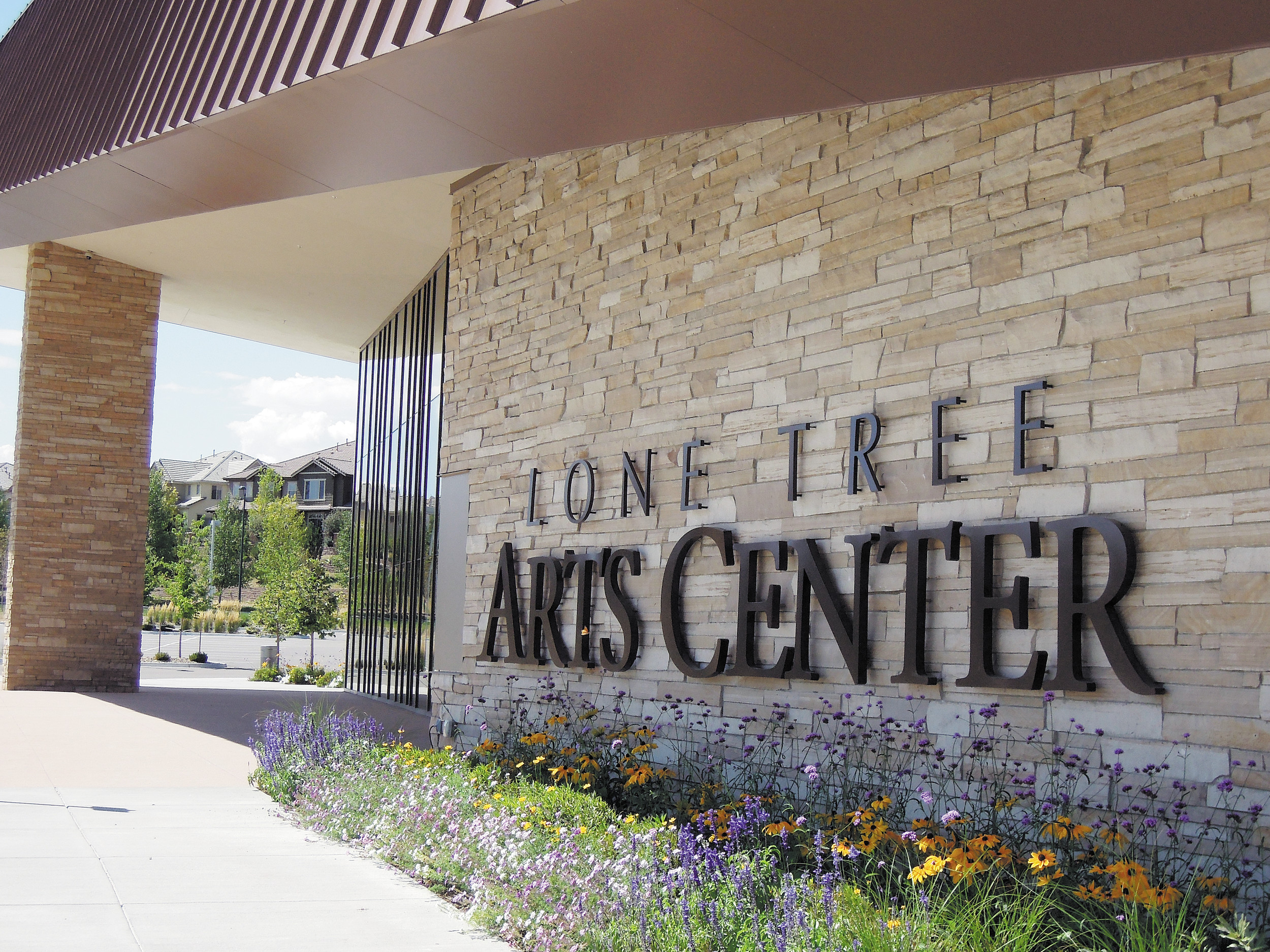 The Lone Tree Arts Center