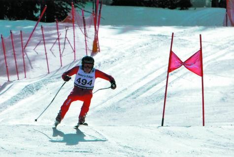 Bary Ottley scored 495 points this year to win the  Rocky Mountain U.S. Ski Team Masters competition. Ottley competed in four categories, slalom, giant slalom, super giant slalom and downhill.