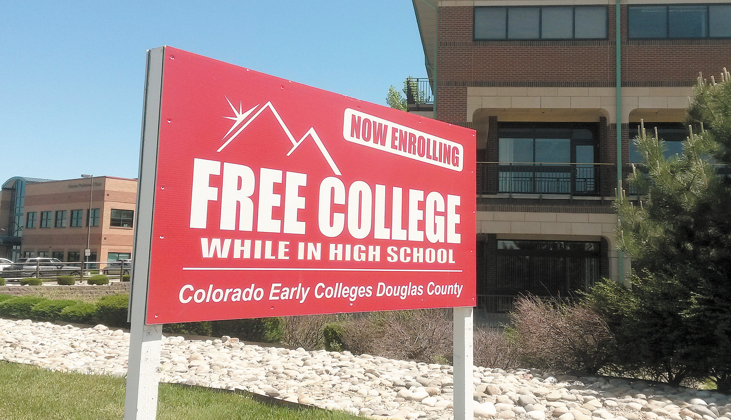 Colorado Early Colleges will open a Parker campus near Lincoln Avenue and Parker Road this fall.