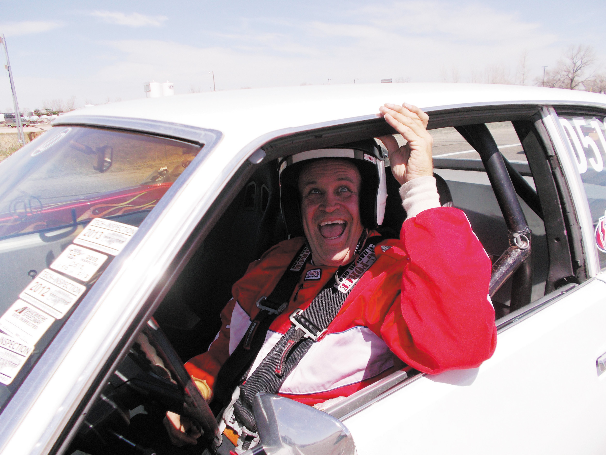John Muhr has been racing for 29 years. He has won several events over the years, including the Brackett Nationals and a 2012 Chevy Cup race at Bandimere.