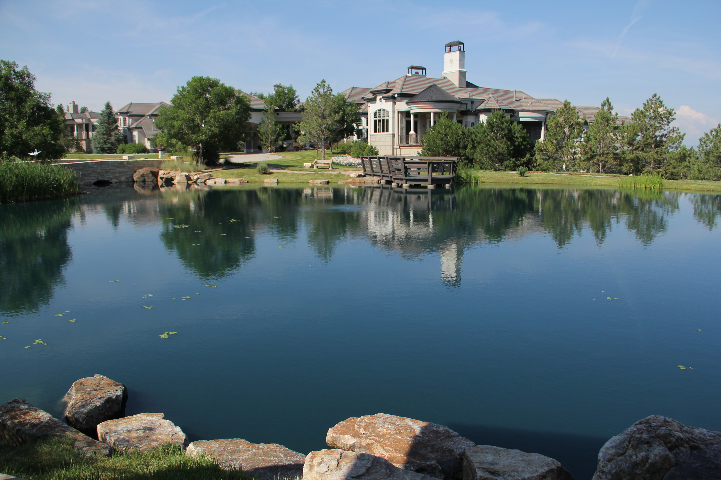 Serenity Ridge, a 47,100 square-foot estate owned by a man whose grandfather created Dollar General, is on the market for $18.37 million. If it does not sell by Sept. 27, it will be put up at a no-reserve auction.