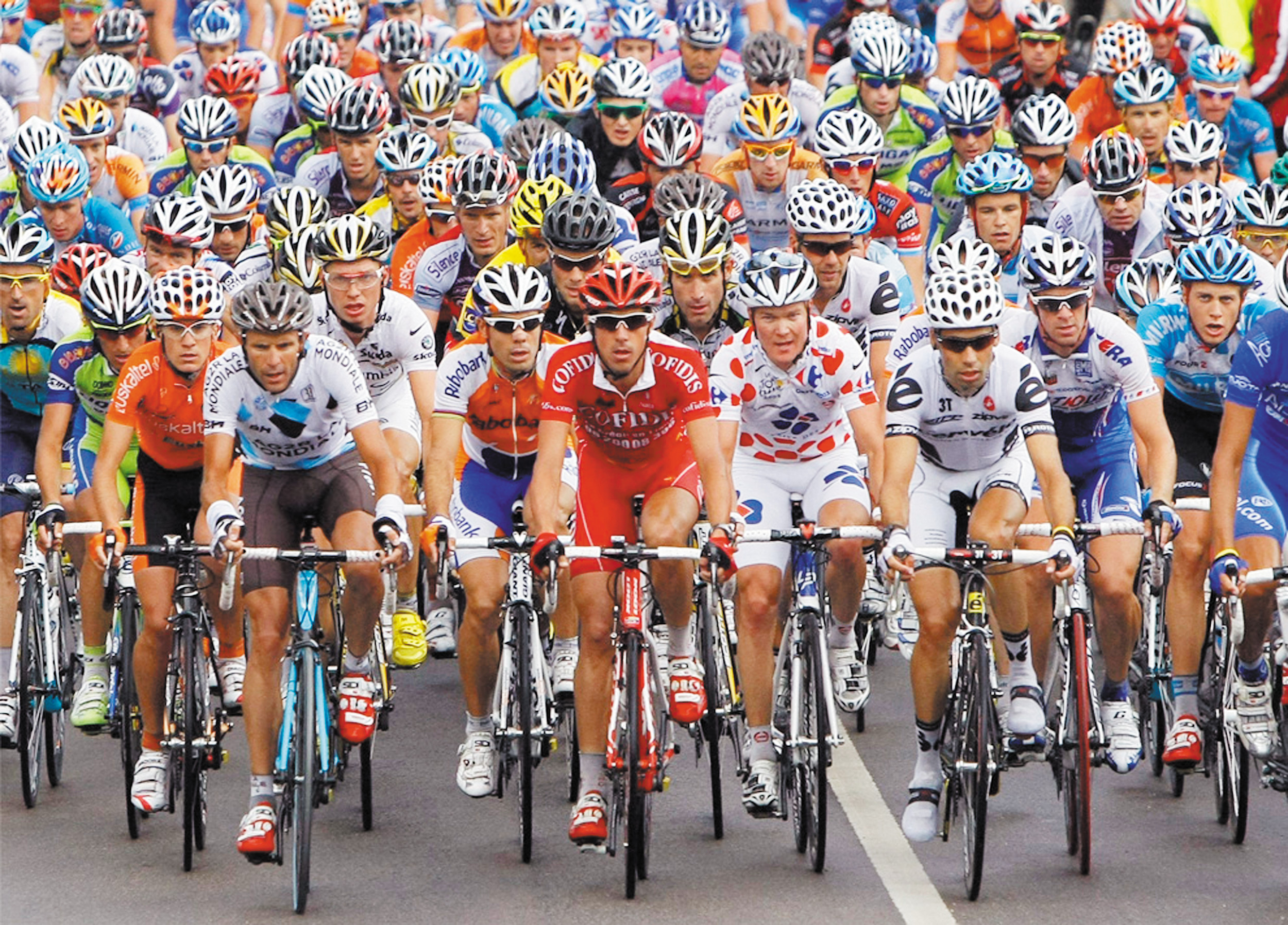 Teams have been announced for the 2014 version of the USA Pro Cycling Challenge. Stage 4 of the race will be Aug. 21 in Colorado Springs. Stage 5 will begin in Woodland Park. Courtesy photo