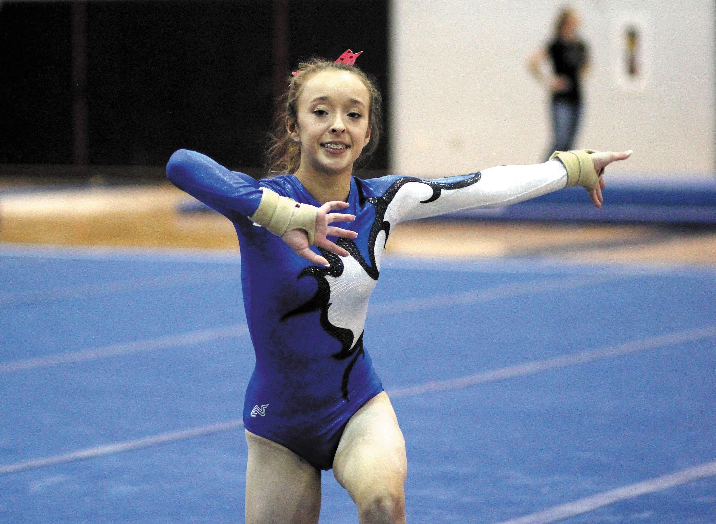 nashville night gymnastics meet