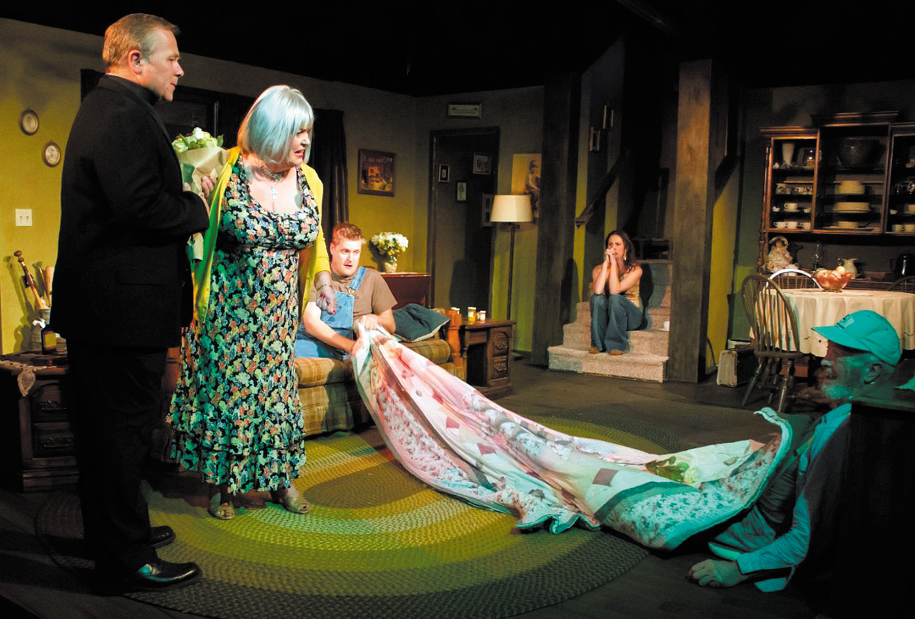 the effects of secret in buried child Power comes first and the individual is an effect of power,  buried child is an inquiry into the power relations of  has a fatal secret: years ago,.