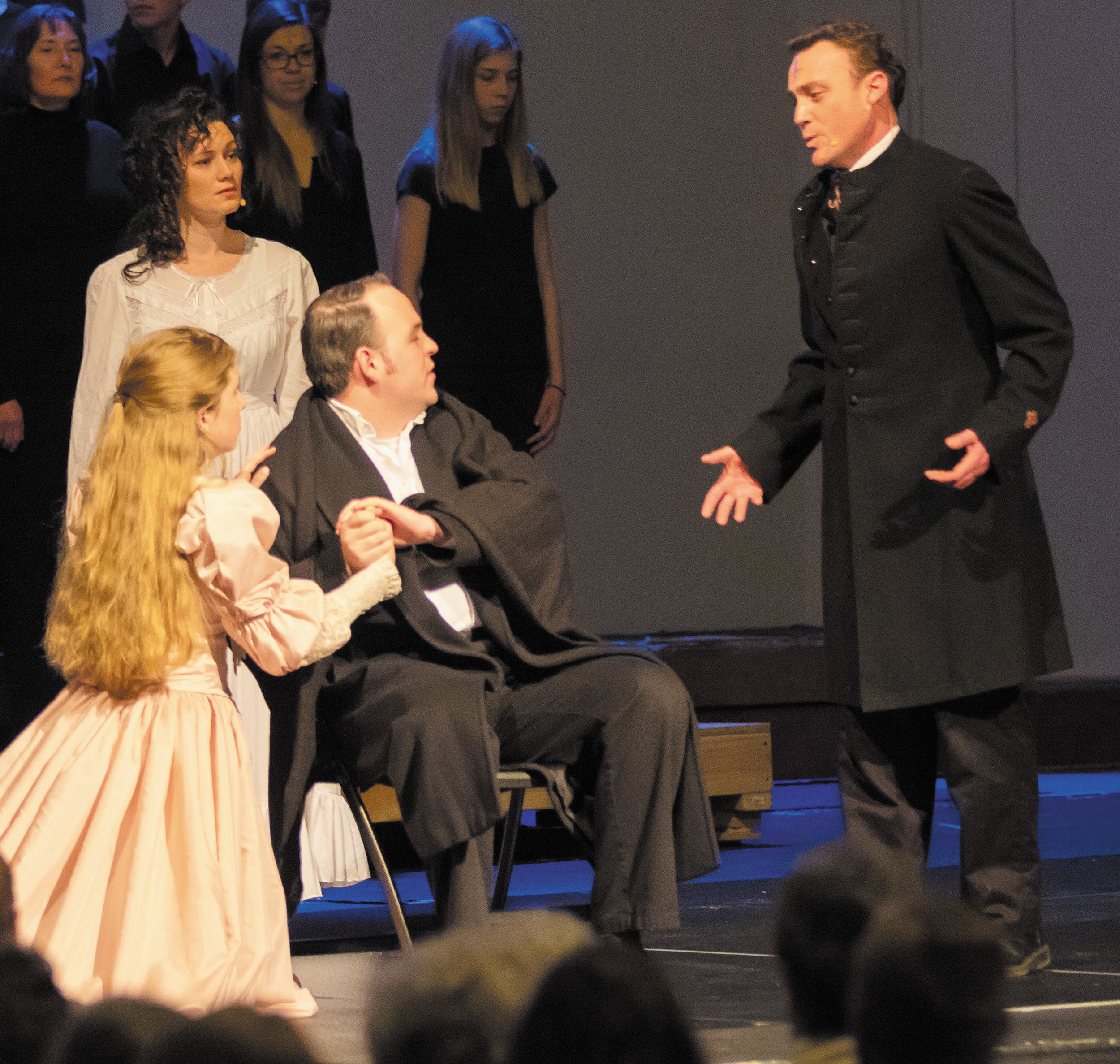 Wesley Players Ready To Stage 'Les Miserables