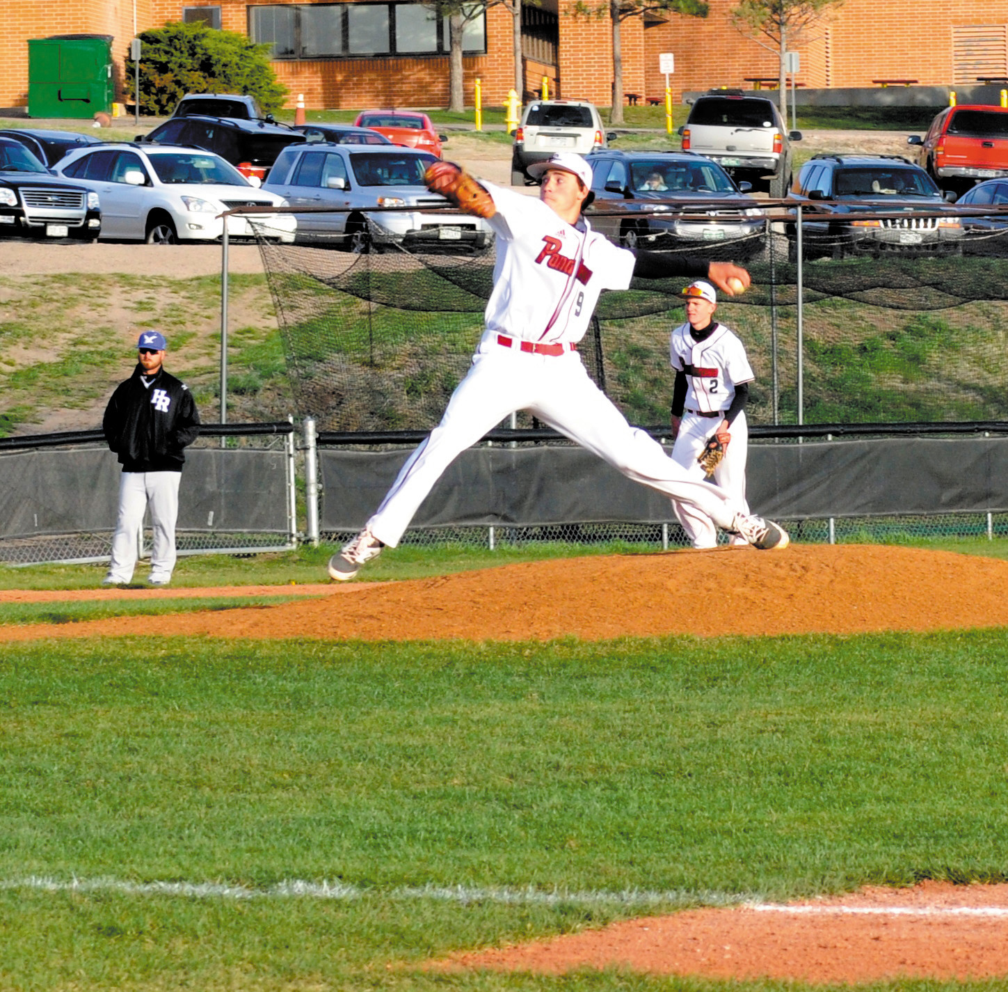 Falcons Down Mustangs In Slugfest