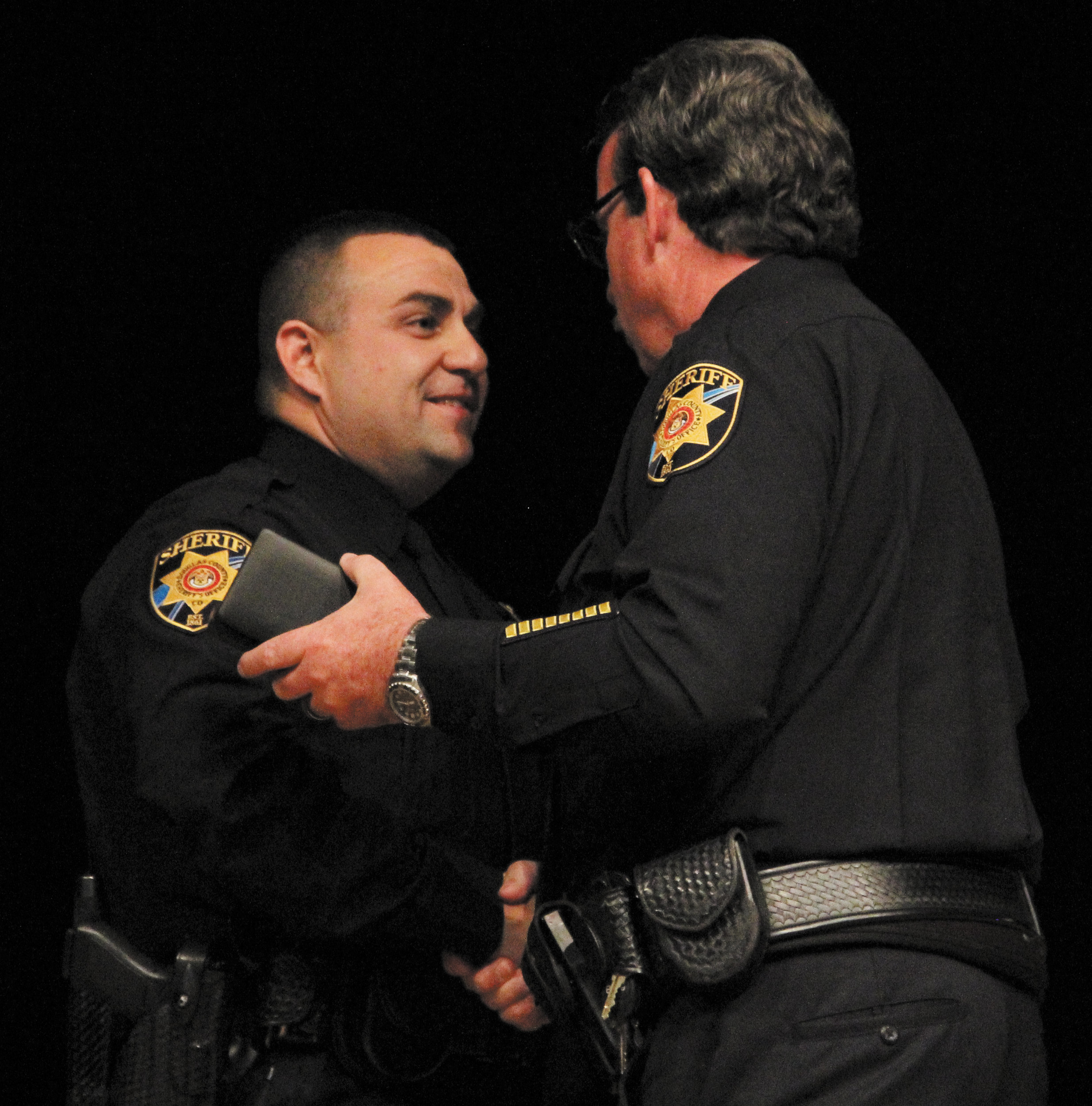 Highlands Ranch Sheriff Shooting: Deputies Honored For Heroism