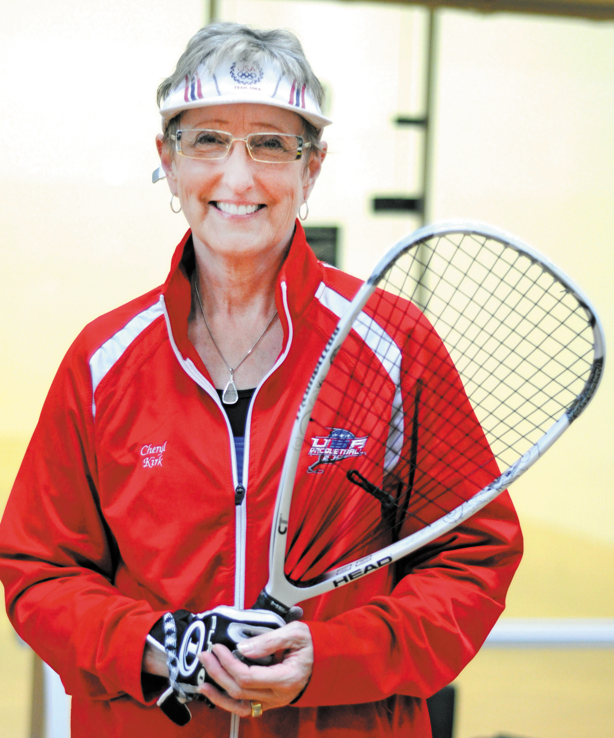 Racquetball Tourney Comes To Ranch