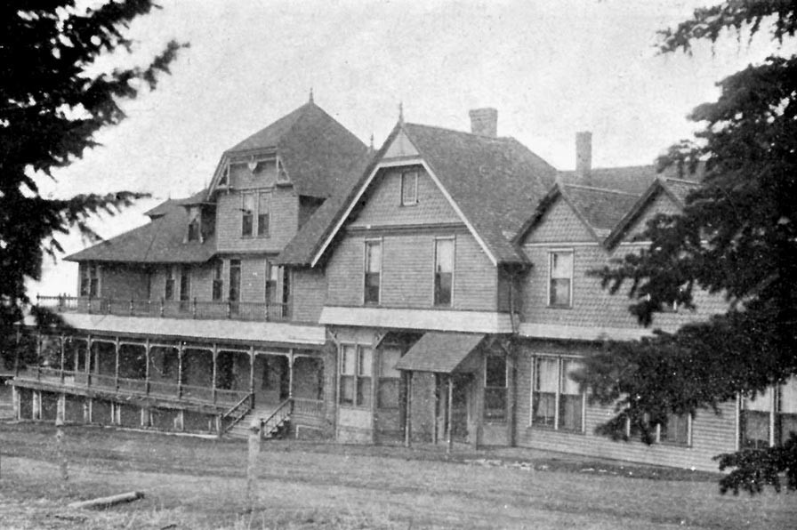 Rockland Hotel About 1894