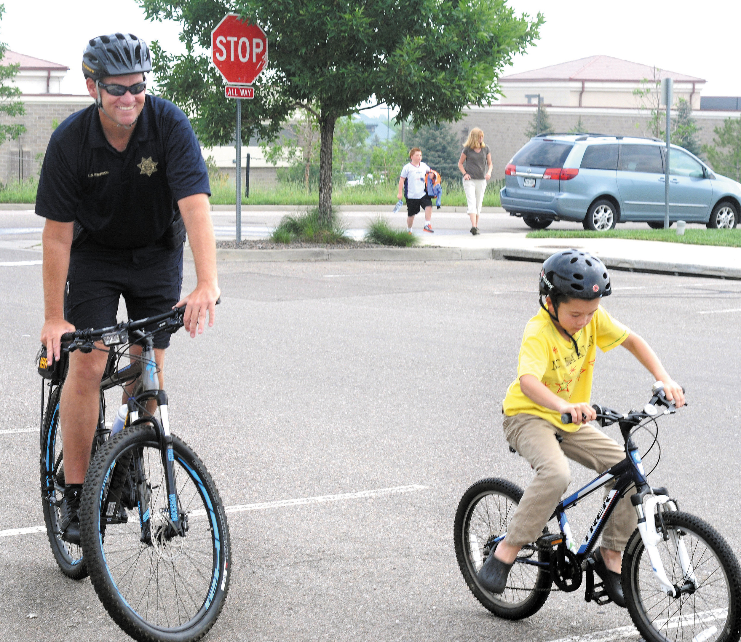 Bike Rodeo Reaches Out To Young Riders