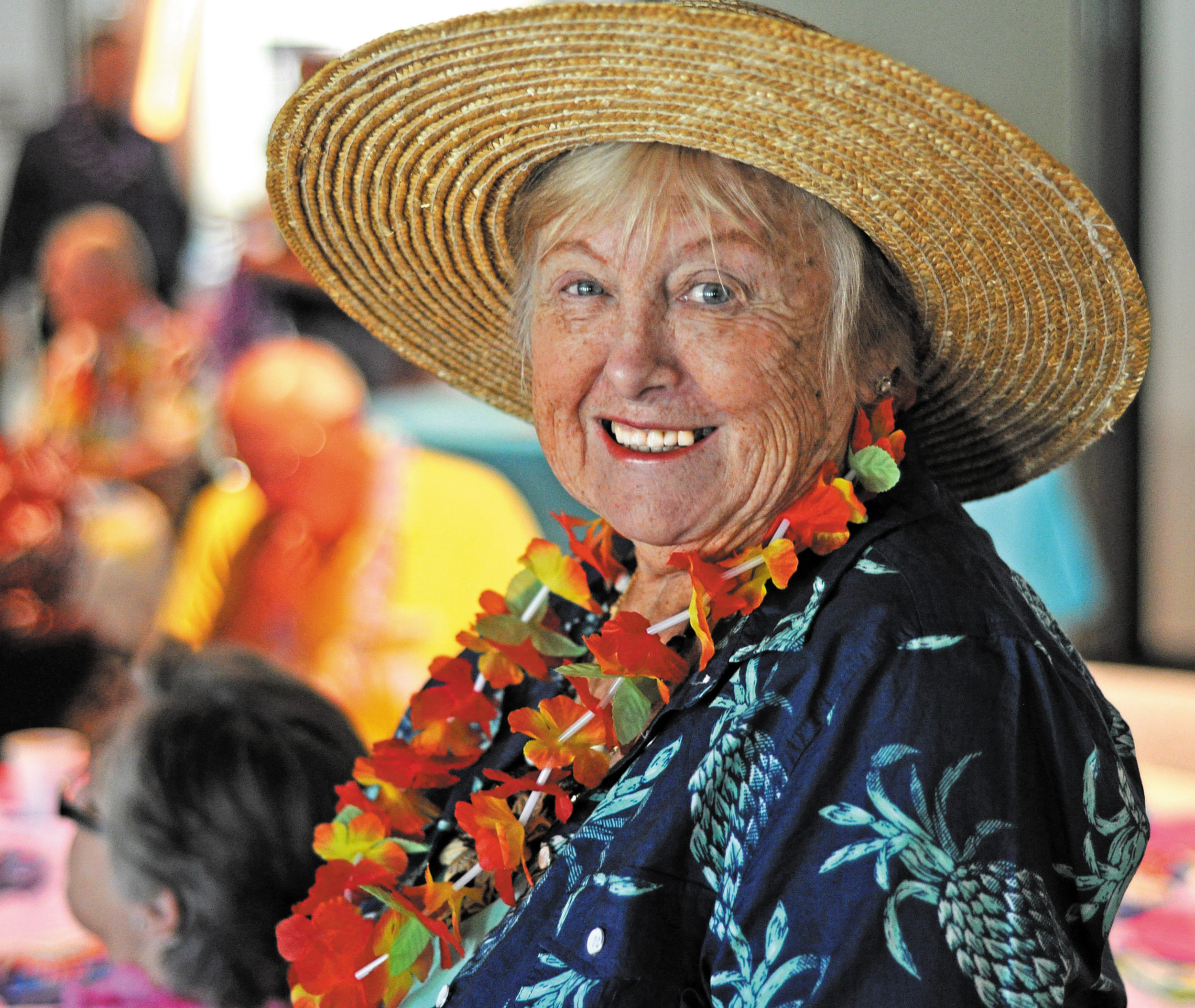 Highlands Ranch Community Center: Rec Center Hosts Luau Luncheon