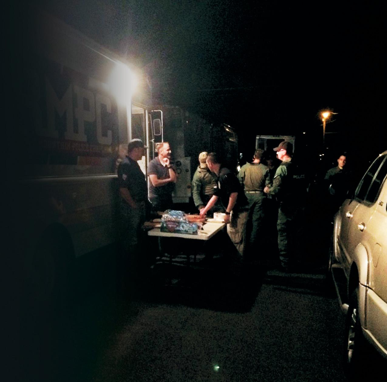 Denver-area Chaplains Provide Different Kind Of Police