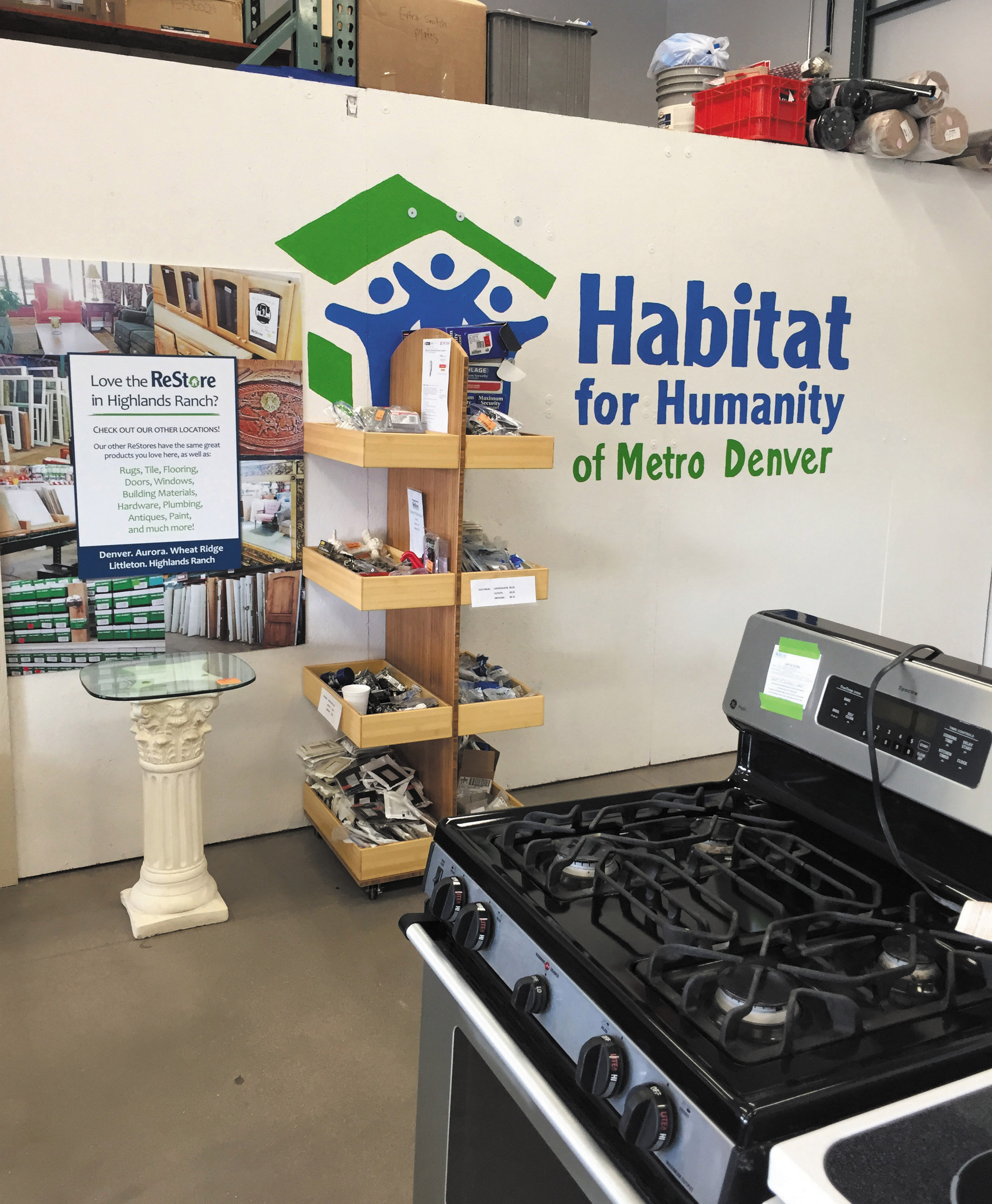 Highlands Ranch Restore: Residents Find 'best For Less' In Used Goods
