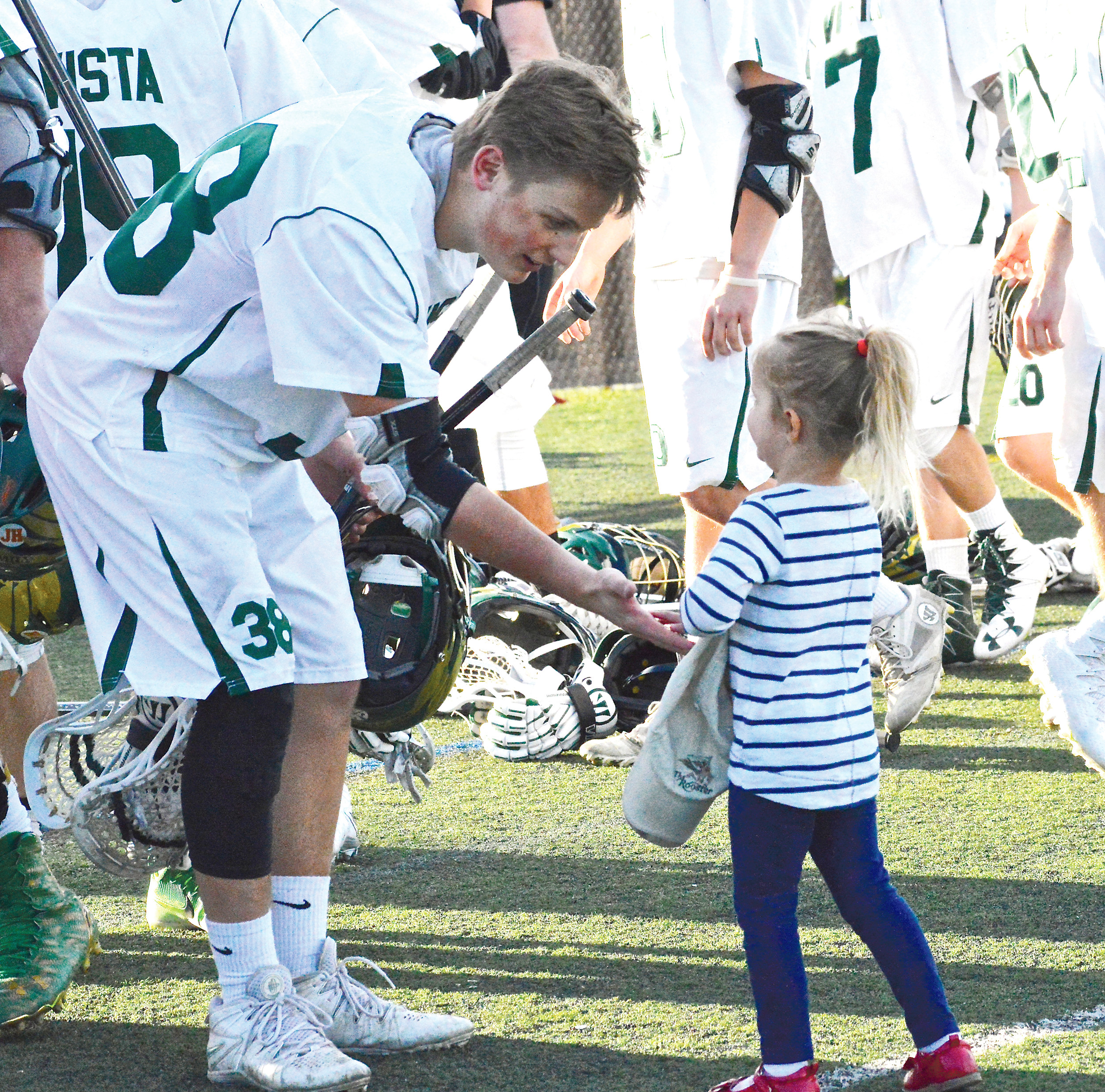 Vista Boys Lacrosse Team All About Family