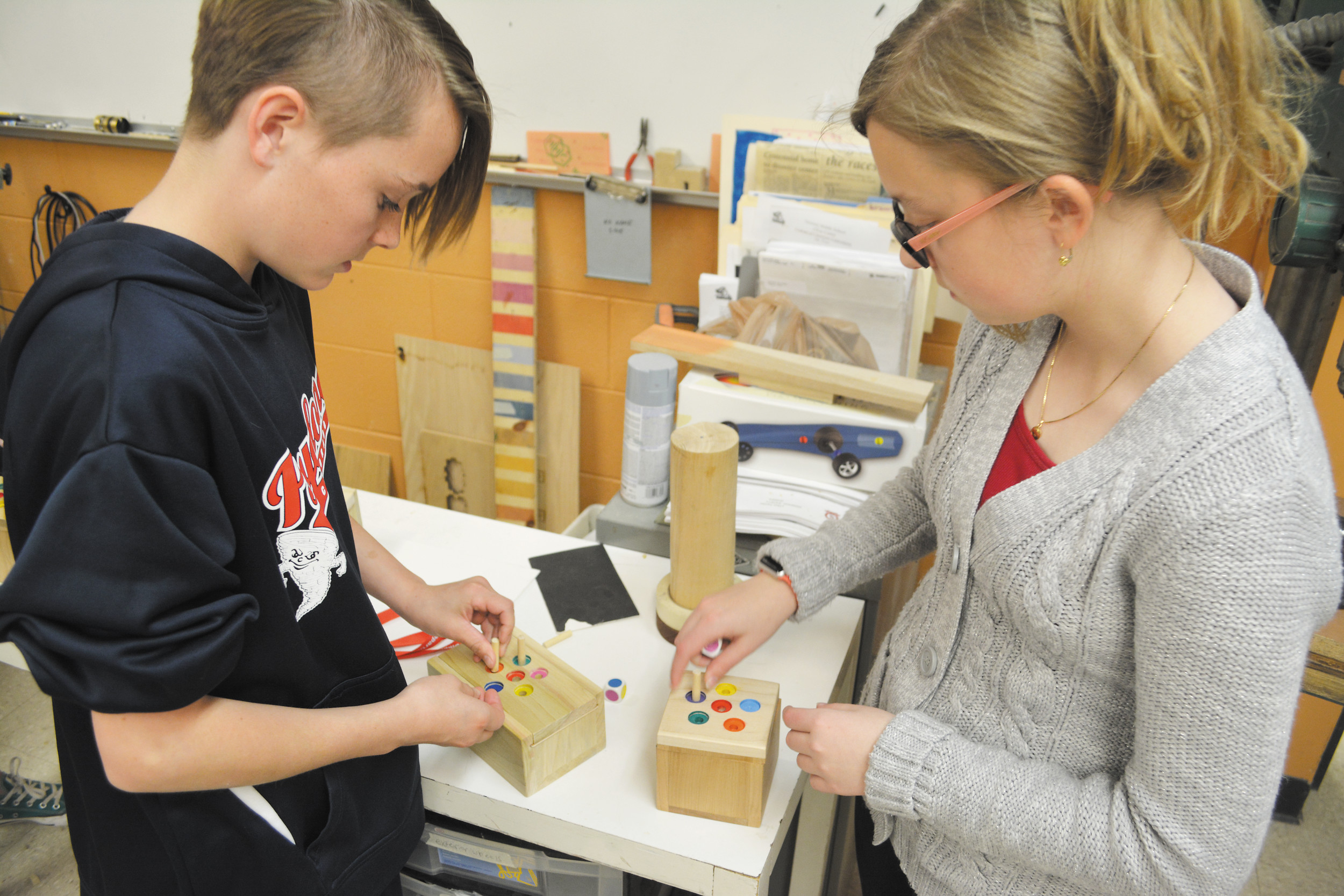 Colorado in job physical therapy - Lps Middle Schoolers Design Build Projects