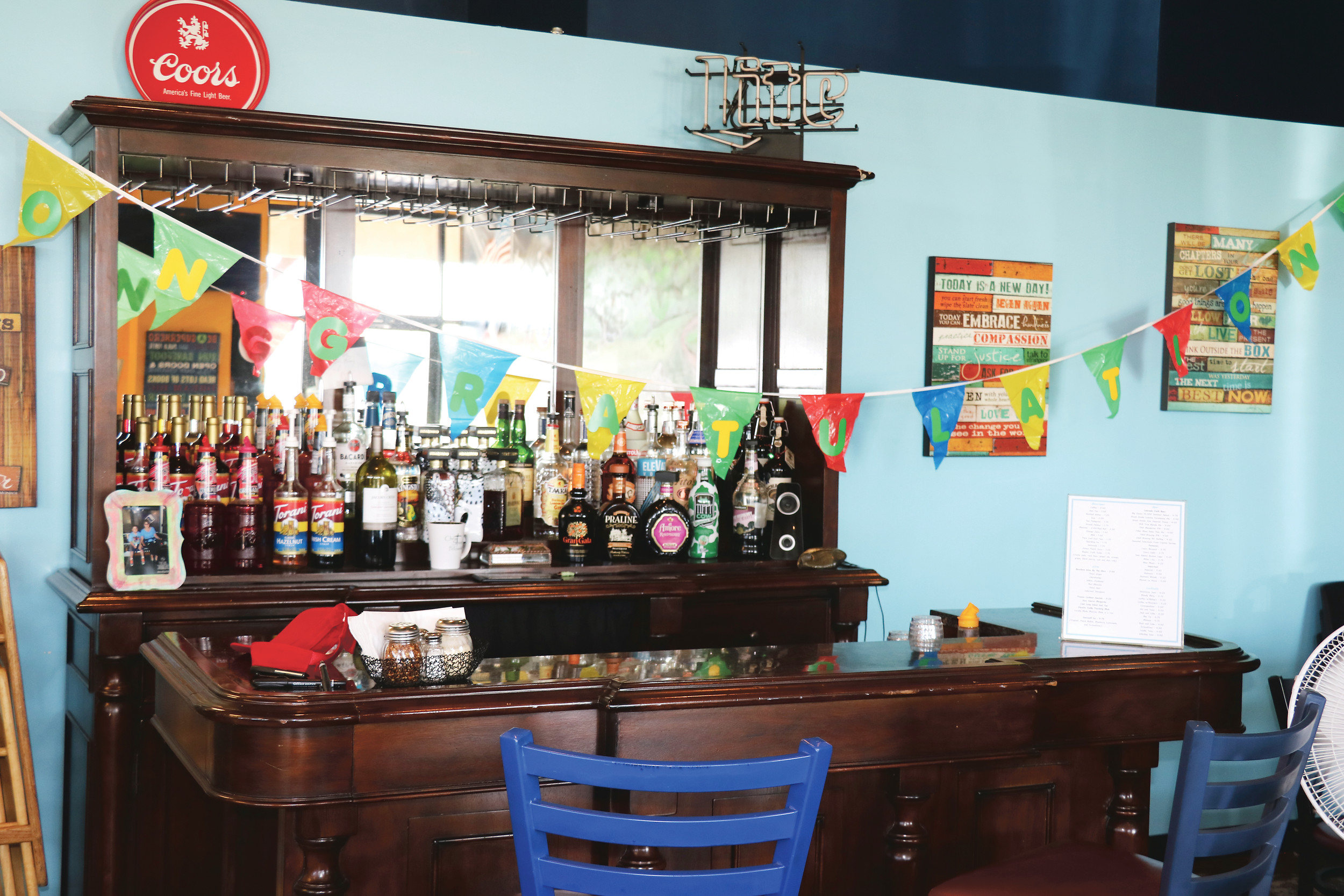 Mighty joe s kitchen brings dream to life for Joes italian kitchen