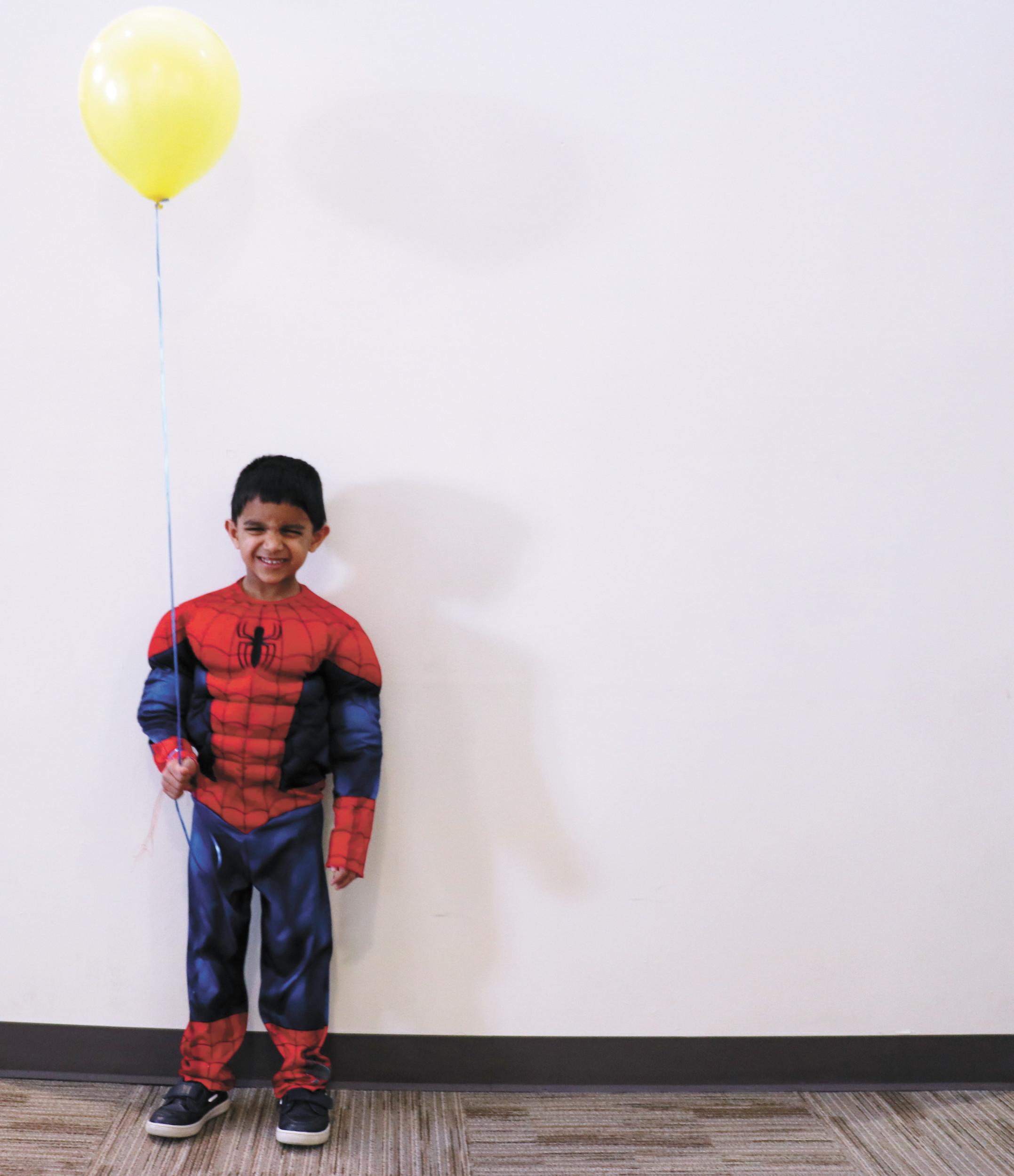 Superheroes Unite At Southridge