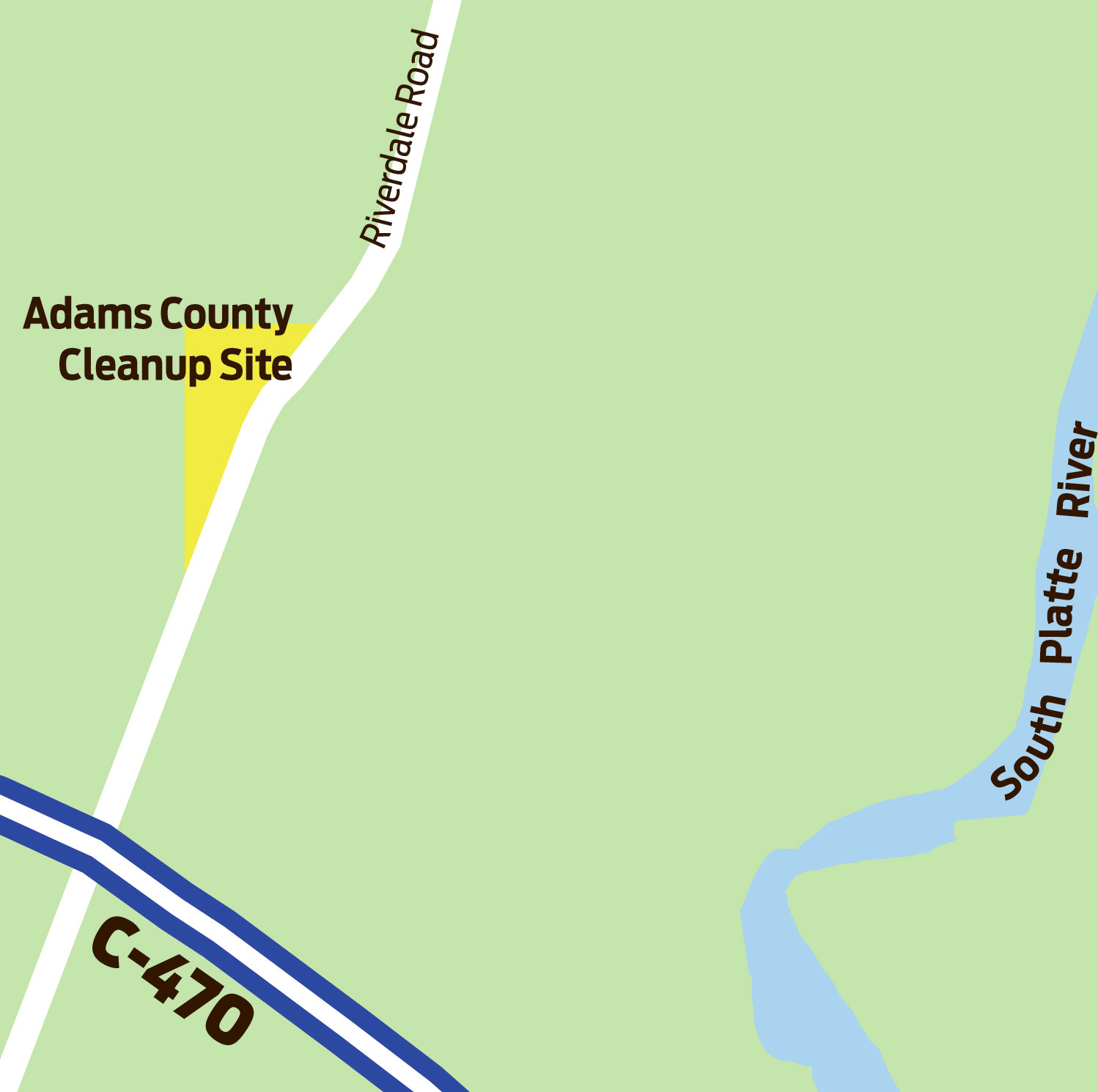 Expensive Clean-up Considered At Old Adams County Shooting
