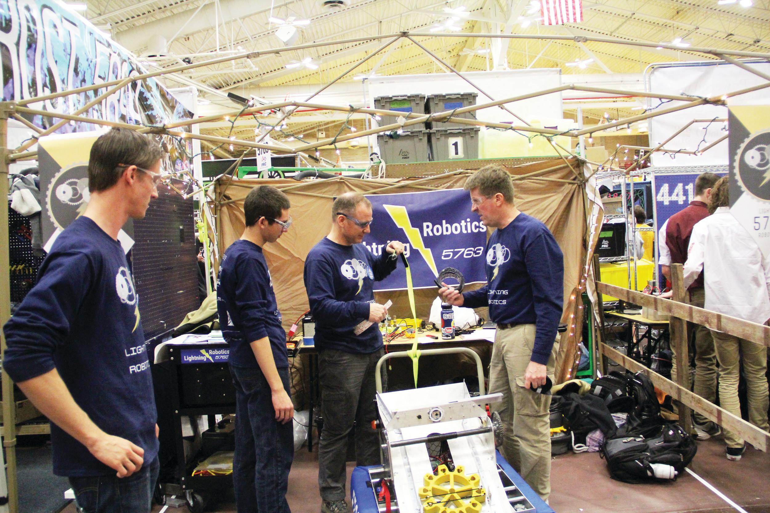 FIRST Idaho Regional Robotics Competition