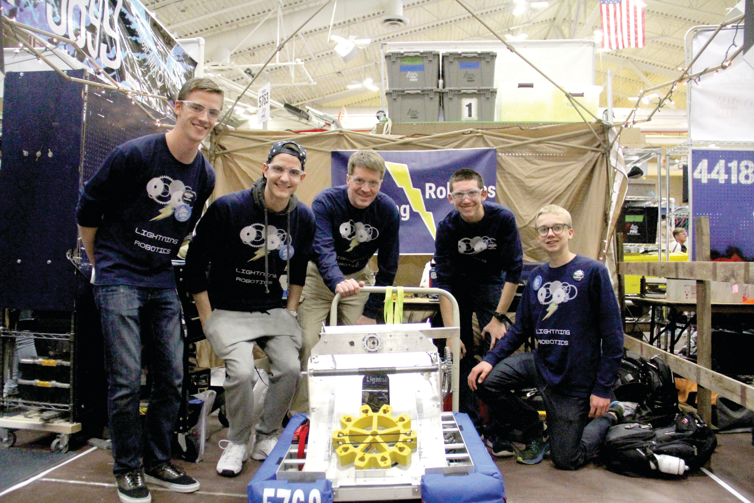FIRST Idaho Regional Robotics Competition