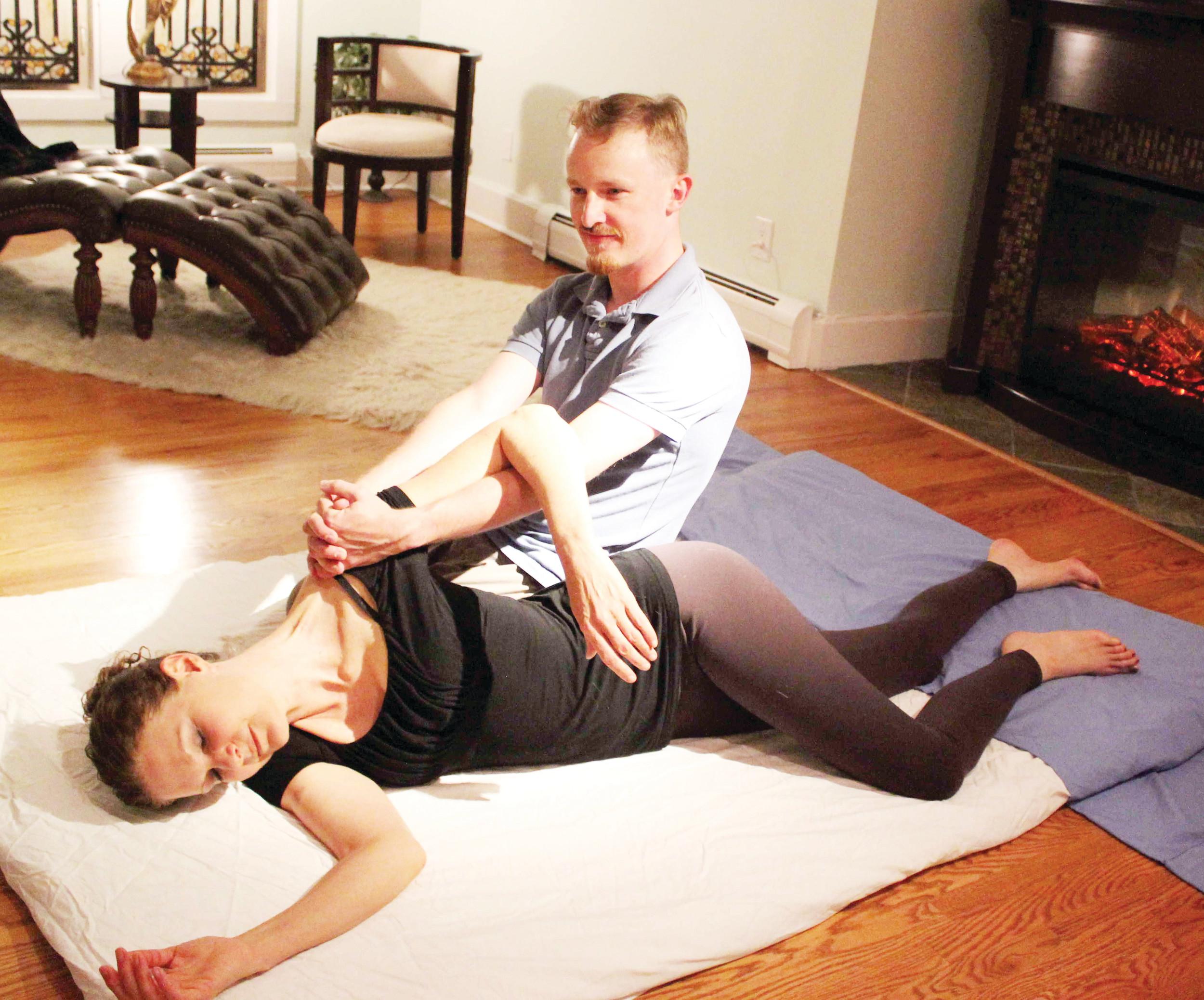 sexsmeiden thai massage test