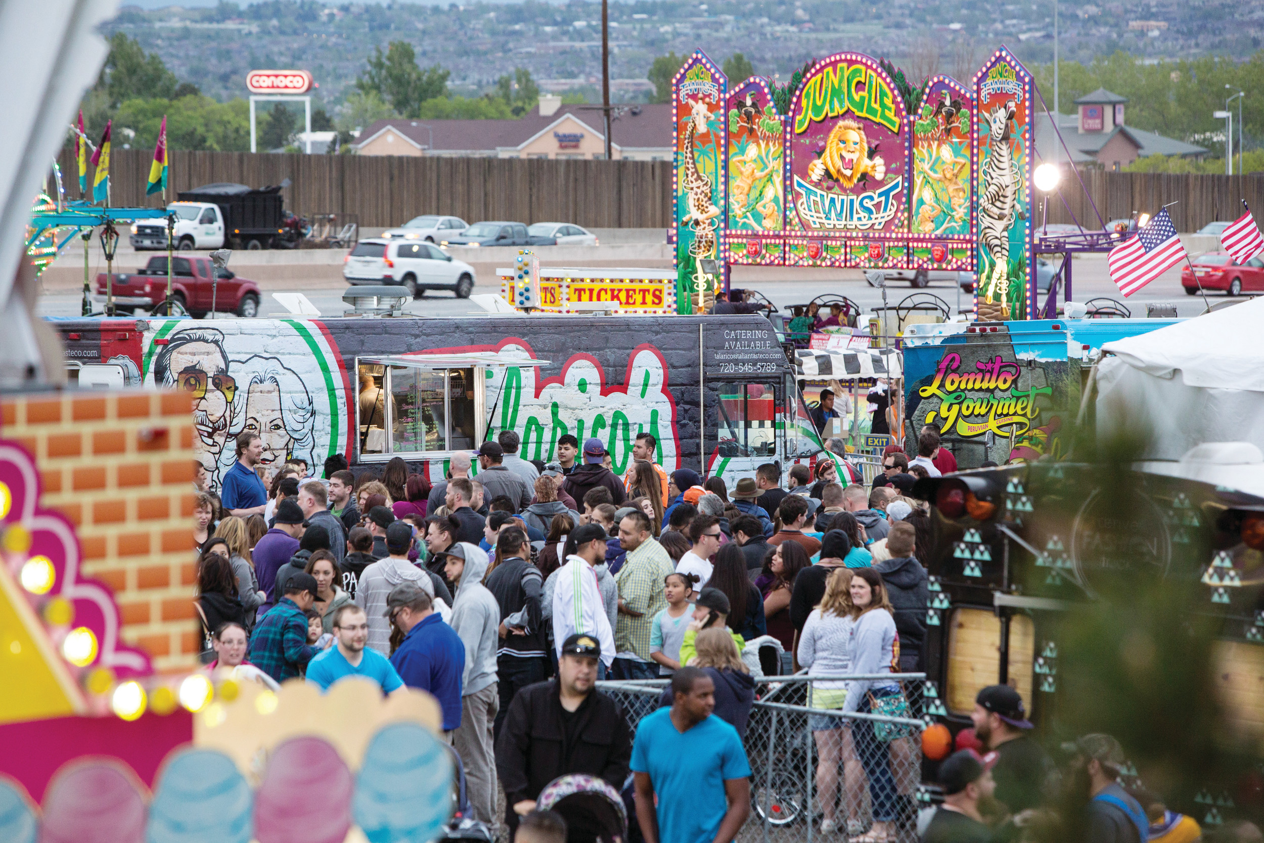 Northglenn Food Truck Carnival
