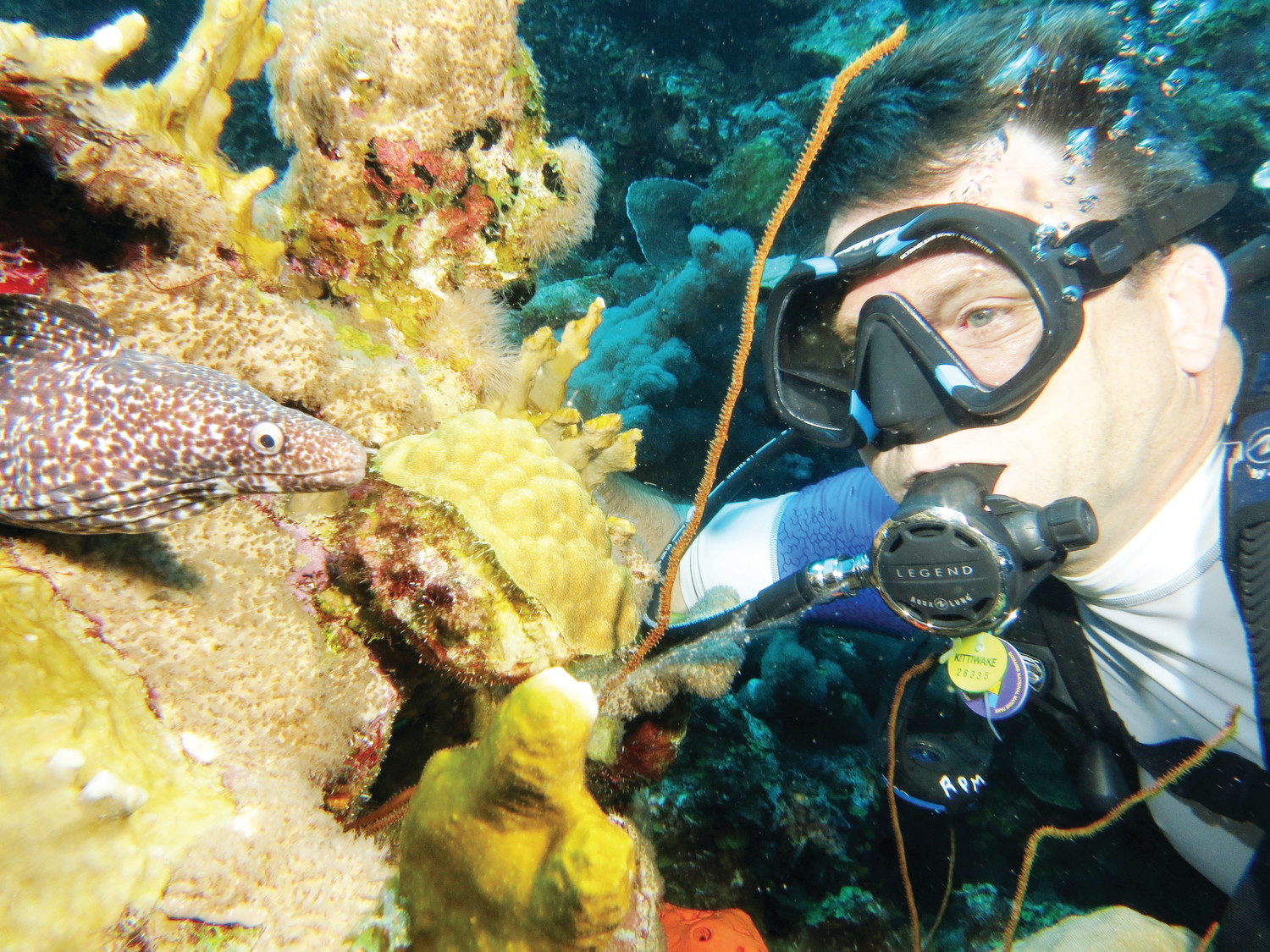 Life golden colorado goldentranscript scuba diving is an opportunity for people in landlocked colorado to explore just a little of xflitez Choice Image