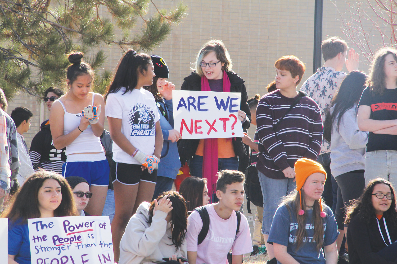 USA students rally nationwide against gun violence