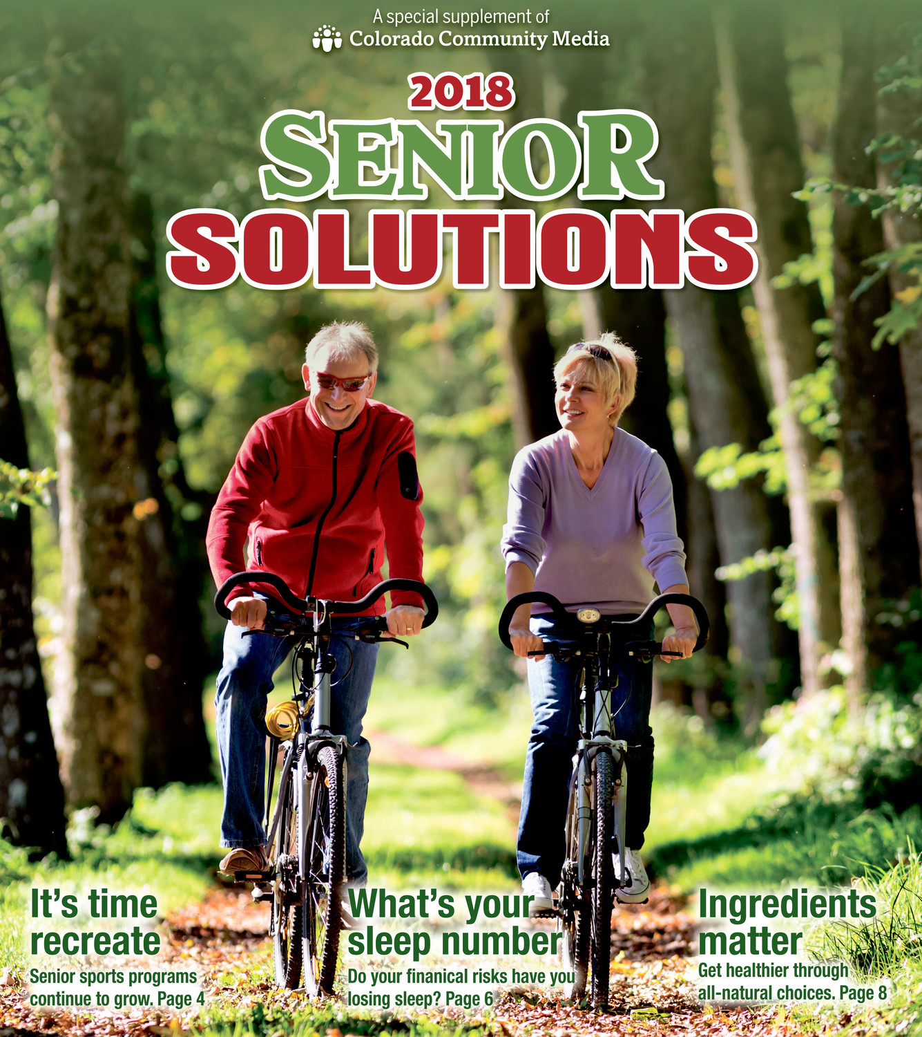 Fall Senior Solutions 2018
