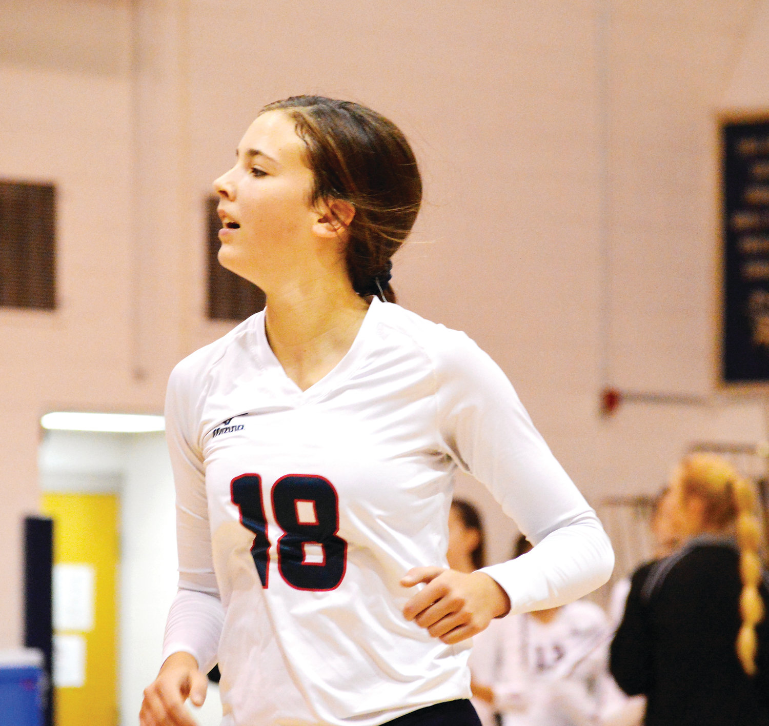 Chaparral junior Emma Ammerman had a combined 29 assists in two Region 1 playoff matches on Nov. 3. She had 16 assists in a 3-0 win over Columbine and had 13 assists in a 3-0 triumph over Horizon. The Wolverines will be the Class 5A top-seeded team in the Nov 8-10 CHSAA state volleyball tournament at the Denver Coliseum. Chaparral draws a first round bye in the double elimination format and will open play on Nov. 8 against the winner of the Denver East-Chatfield match.