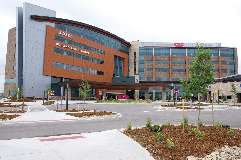 Uchealth Highlands Ranch Hospital Opens
