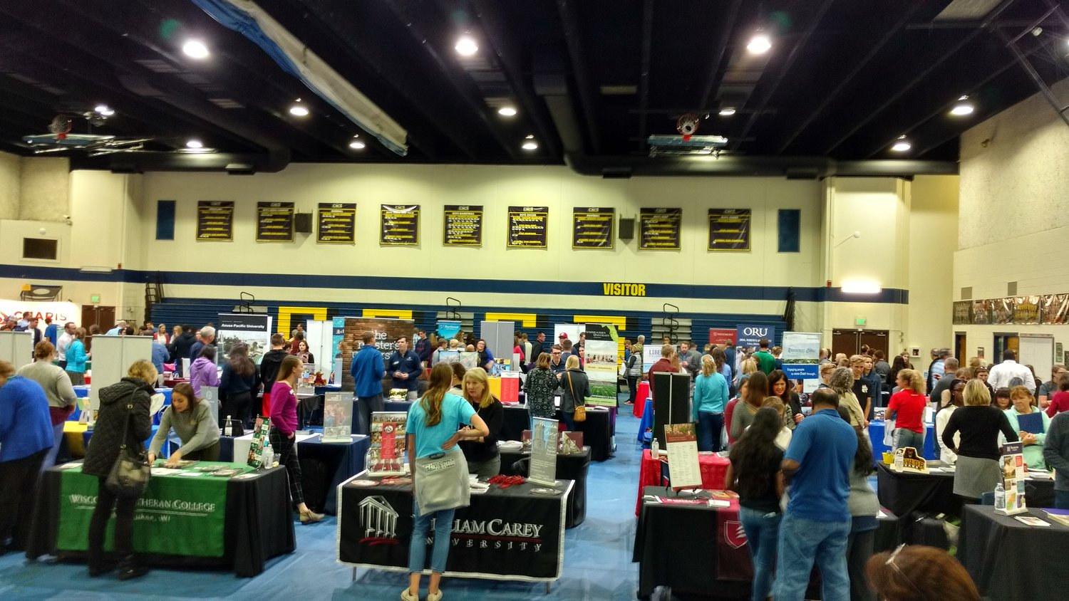 The Christian College Fair of Colorado | Northglenn