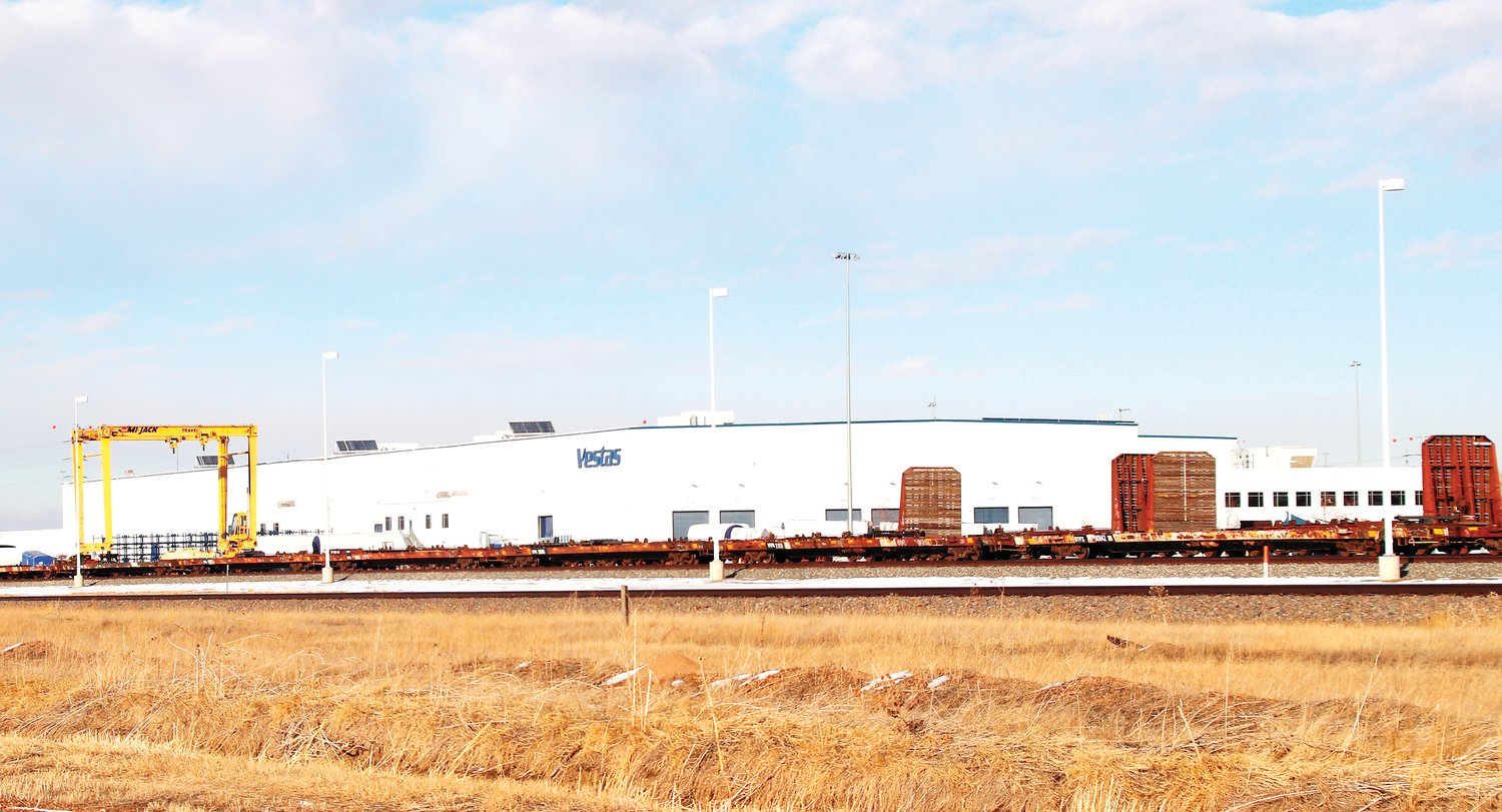 Wind power company Vestas-American Wind Technology announced Feb. 18 that they would be laying off 280 employees at their Brighton blade manufacturing plant. It's part of the company's efforts to consolidate their operations across Colorado, with other changes announced at the company's operations in Windsor and Pueblo.