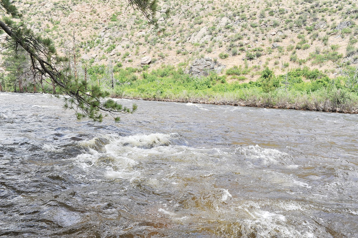 The city of Thornton is trying to deliver water from rights in the Larimer County's Cache la Poudre River by constructing a water pipeline from Larimer County through Weld County to Thornton. The city faced another major setback when the Weld County Board of Commissioners denied the city's application to build a segment of the pipeline in Weld. Thornton recently filed a civil complaint in response.