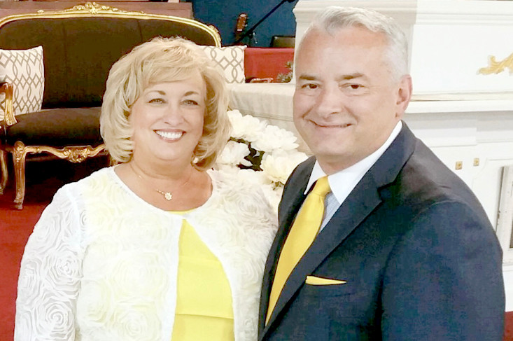 MINISTER ALECIA KRAMER and her husband, Bishop David Kramer,  welcome the community to the upcoming Faith in Recovery kickoff event on Saturday, Aug. 25. The two pastor The Church of God Jerusalem Acres.
